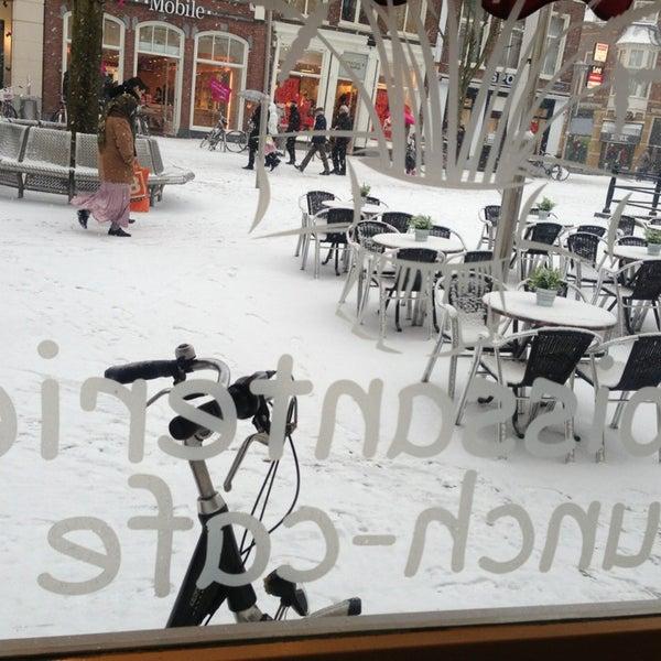 1/26/2013にJolie Y.がLunch-Café Le Provenceで撮った写真