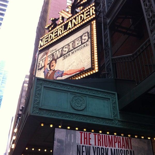 2/2/2013にCassie H.がNederlander Theatreで撮った写真