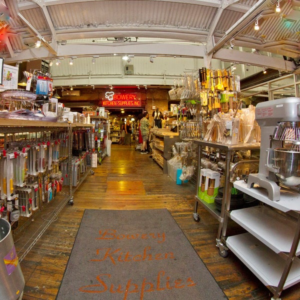 Bowery Kitchen Supplies - Chelsea - 29 tips from 1541 visitors
