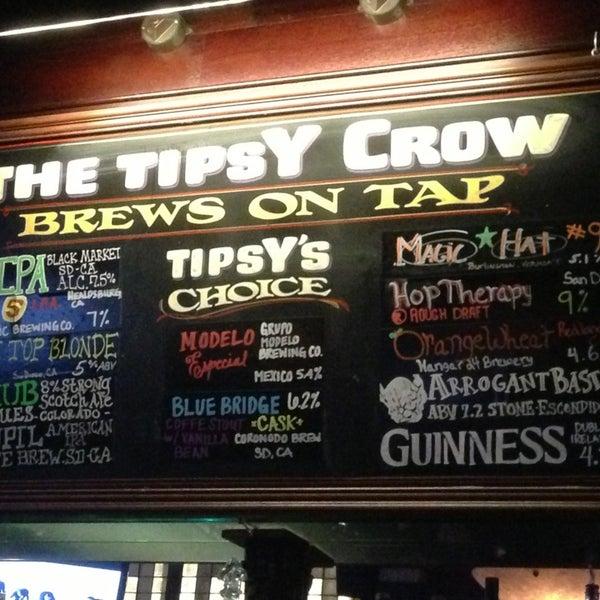 1/26/2013에 Jonathan H.님이 The Tipsy Crow에서 찍은 사진
