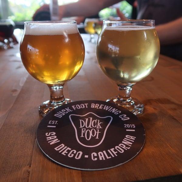 Photo prise au Duck Foot Brewing Company par Michael S. le7/6/2018