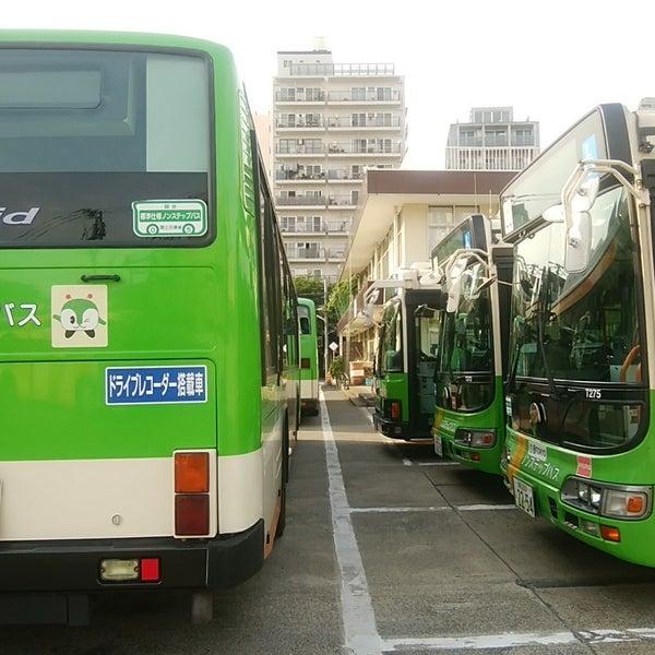 Fotos em 都営バス 北自動車営業...