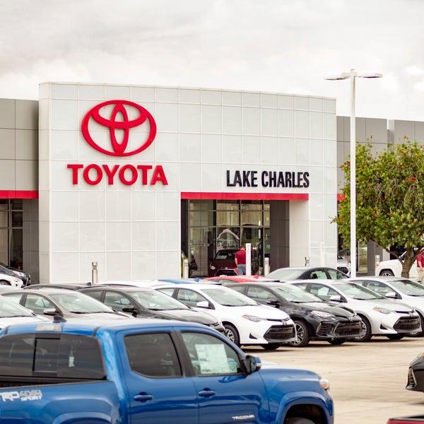 Lake Charles Toyota >> Lake Charles Toyota Lake Charles La