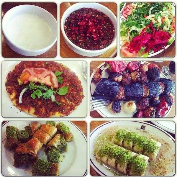 Снимок сделан в Çulcuoğlu Restaurant пользователем Çulcuoğlu Restaurant 3/18/2014