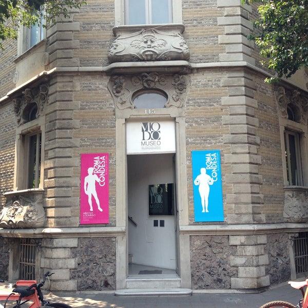 Das Foto wurde bei MODO Museo del Objeto del Objeto von Alicia V. am 4/21/2013 aufgenommen