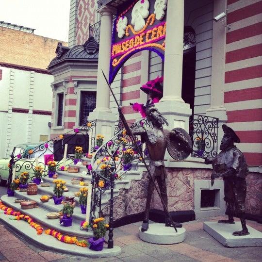 Foto scattata a Museo de Cera da Alicia V. il 11/3/2012