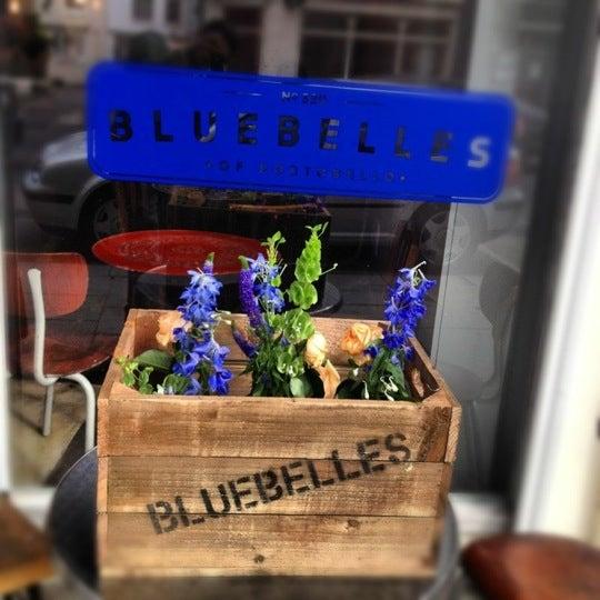 Das Foto wurde bei Bluebelles of Portobello von Khori W. am 10/21/2012 aufgenommen
