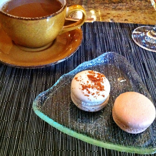 Photo taken at Pierrot Gourmet by Myra R. on 4/9/2013