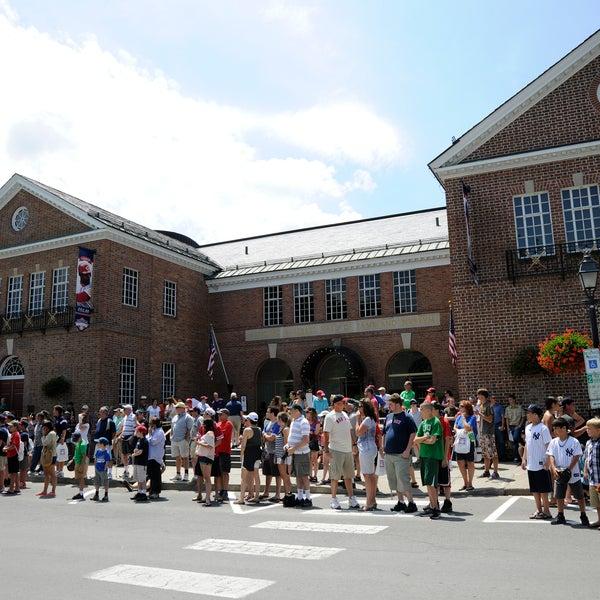 10/11/2013 tarihinde National Baseball Hall of Fame and Museumziyaretçi tarafından National Baseball Hall of Fame and Museum'de çekilen fotoğraf