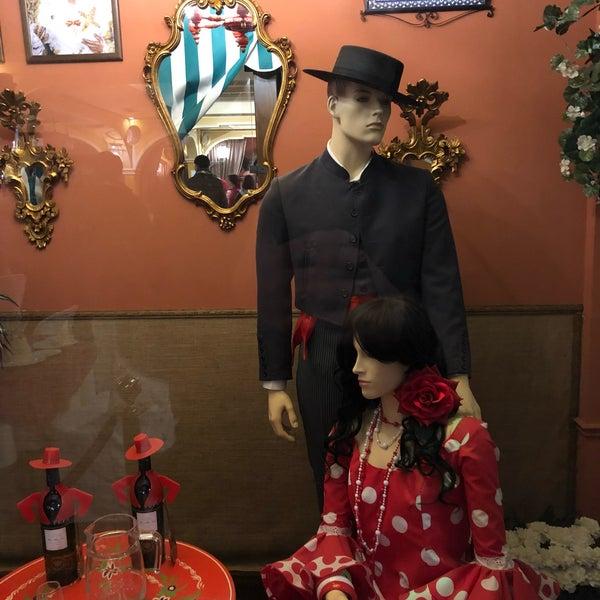 Foto tomada en Tablao Flamenco El Palacio Andaluz por Bora Y. el 12/24/2018