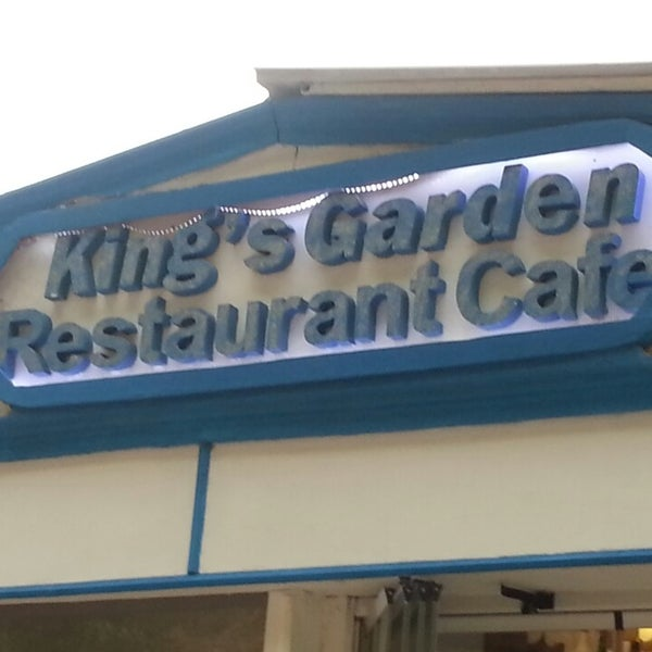 Foto tomada en King's Garden Restaurant por Batuhan O. el 6/7/2013