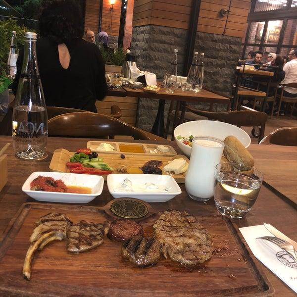 6/1/2018 tarihinde Sancak S.ziyaretçi tarafından Bonfilet Steak House & Kasap'de çekilen fotoğraf