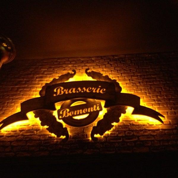 รูปภาพถ่ายที่ Brasserie Bomonti โดย Selin K. เมื่อ 2/6/2013