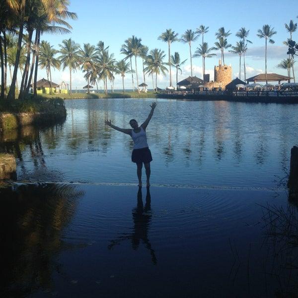 2/10/2013にÉrika N.がCana Brava Resortで撮った写真