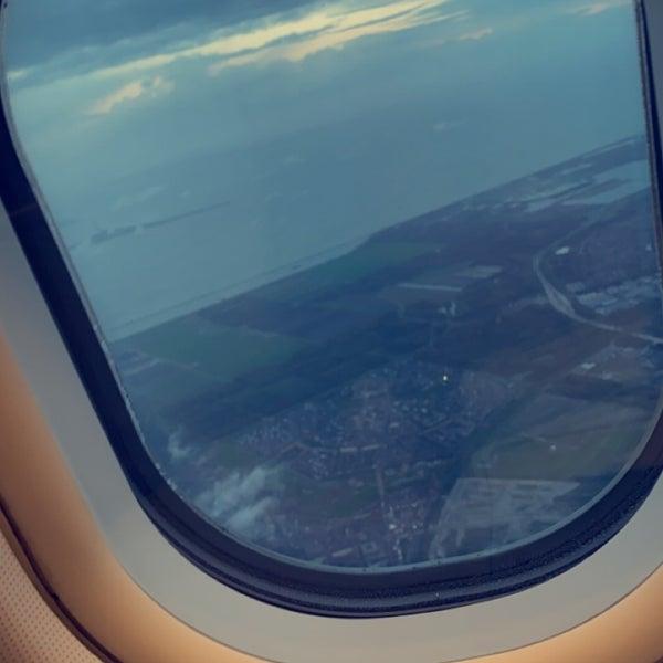 10/28/2020에 Abdullah님이 뉴캐슬 국제공항 (NCL)에서 찍은 사진