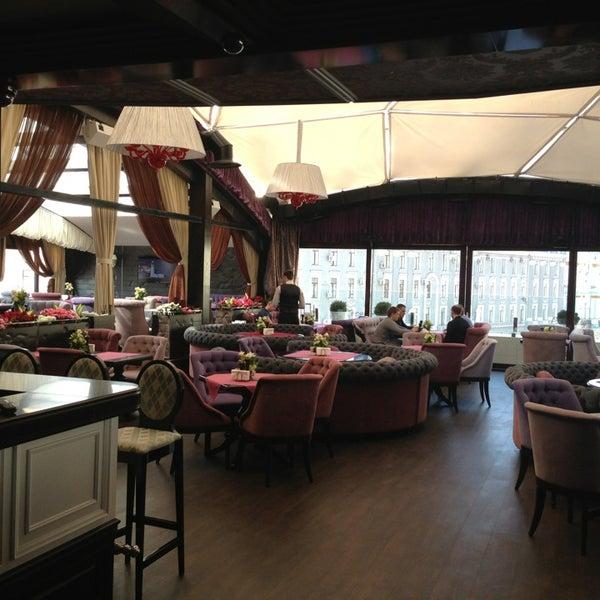 Das Foto wurde bei Panorama Lounge von Эля S. am 4/9/2013 aufgenommen