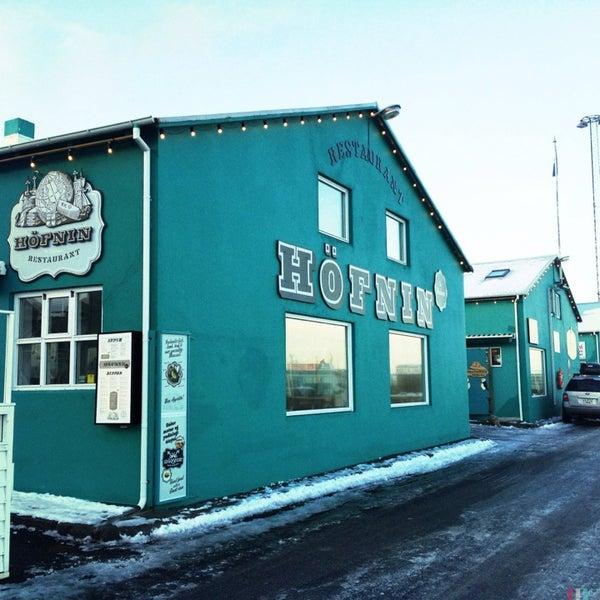 Photo prise au Höfnin par Milagros D. le1/1/2013
