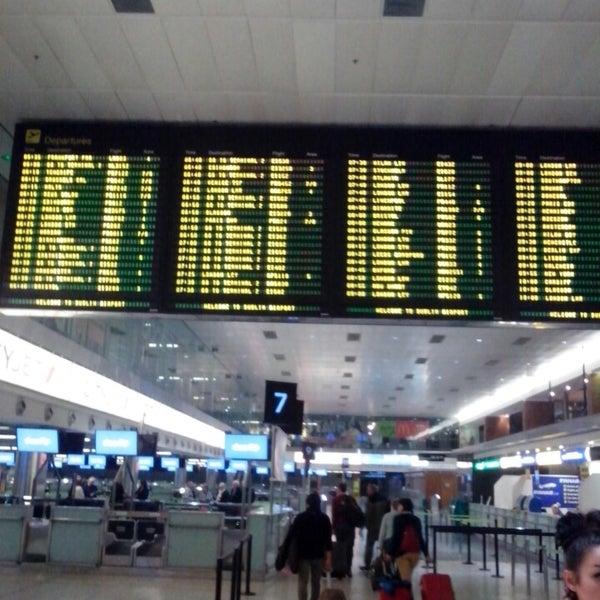 Снимок сделан в Дублинский аэропорт (DUB) пользователем Alyoshka B. 3/20/2013