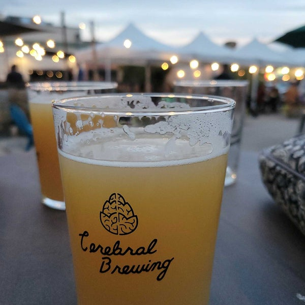 Photo taken at Cerebral Brewing by Jill N. on 10/8/2021