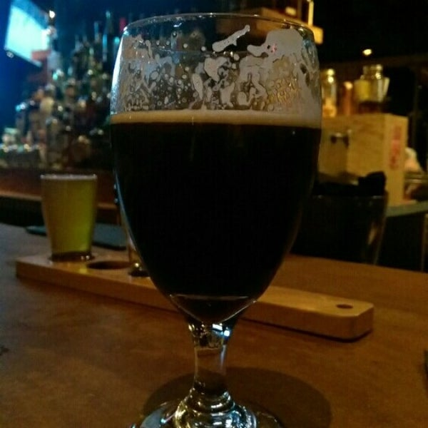 Das Foto wurde bei The Lab Brewing Co. von Don B. am 2/10/2015 aufgenommen