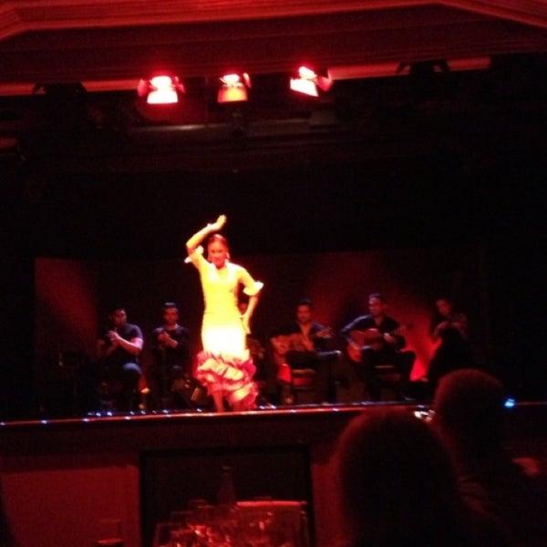 Снимок сделан в Palacio del Flamenco пользователем Sıdıka Senem Ç. 6/21/2013