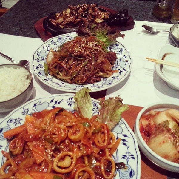 Seoul Korean Restaurant In Wien