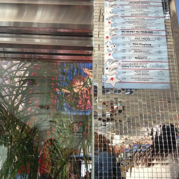 Снимок сделан в Silk City Diner Bar & Lounge пользователем Vlado P. 1/27/2013