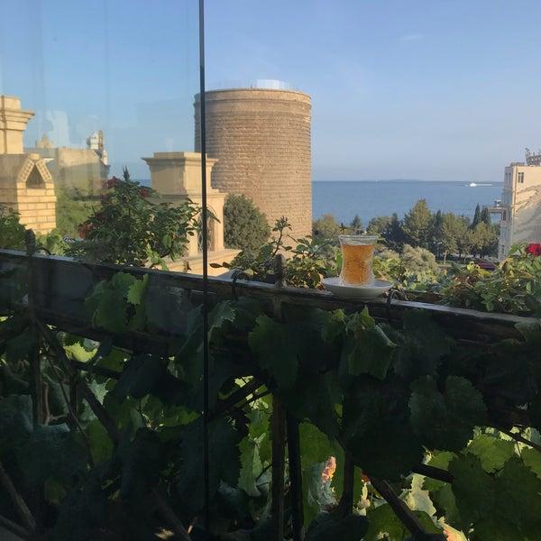 Foto scattata a Museum Inn Boutique Hotel & Restaurant da Lamia il 10/2/2018