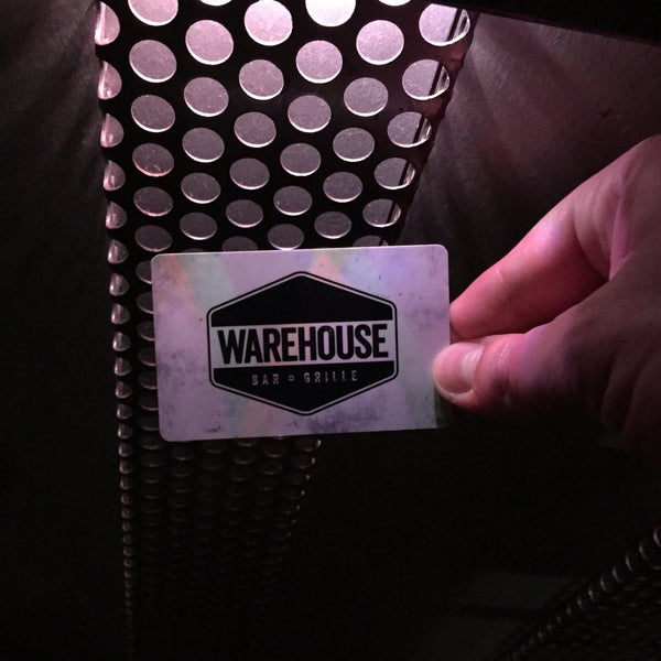 1/30/2016にCorey C.がWarehouse Bar & Grillで撮った写真
