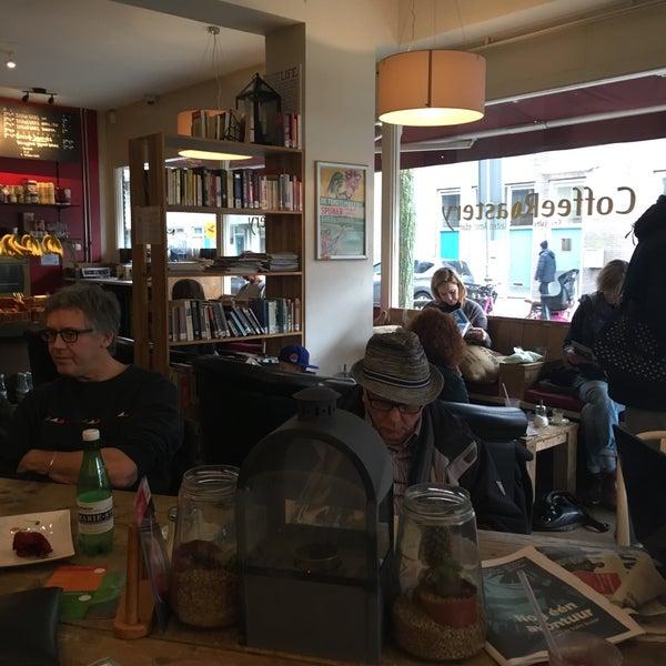 1/6/2018にAnna I.がCafe Restaurant Piet de Gruyterで撮った写真