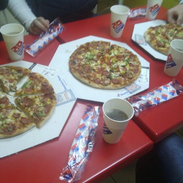 Dominos Pizza 4074 Ziyaretçidan 20 Tavsiye