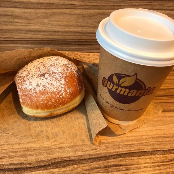 Berliner ve kahve
