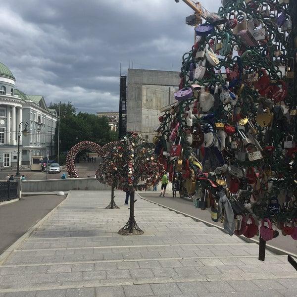 Мост любви картинки способна