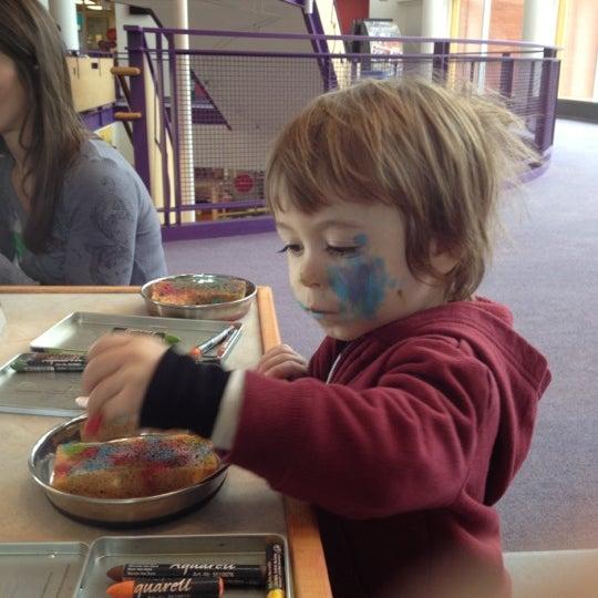 Снимок сделан в Minnesota Children's Museum пользователем Margaret T. 11/6/2012