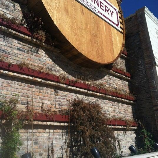 10/8/2012 tarihinde bartend4funziyaretçi tarafından City Winery'de çekilen fotoğraf