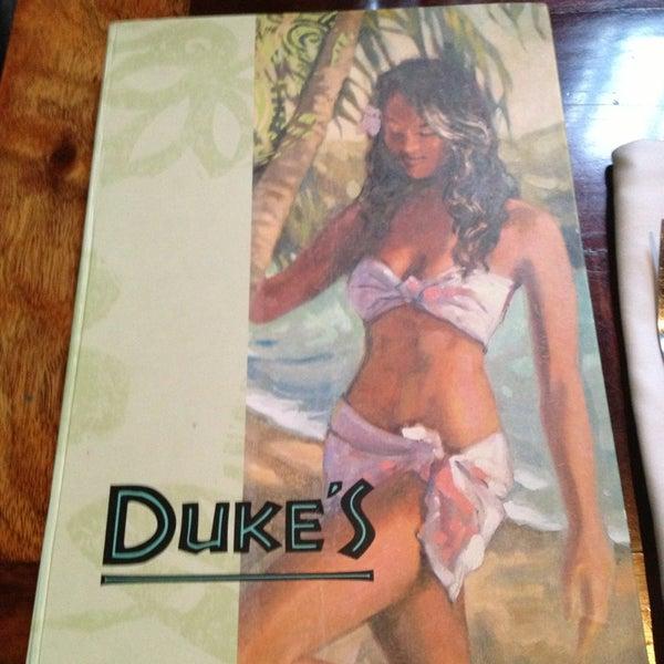 4/9/2013에 JaredandStacy D.님이 Duke's Kauai에서 찍은 사진