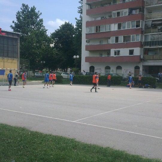 Osnovna Skola Voltino School In Zagreb
