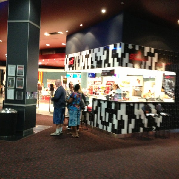 Event Cinemas At Westfield Parramatta: 100 Burwood Rd