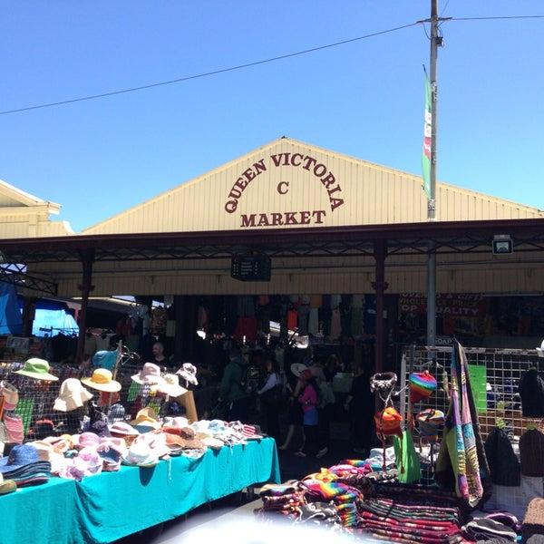 Foto diambil di Queen Victoria Market oleh Paulo J. pada 2/3/2013