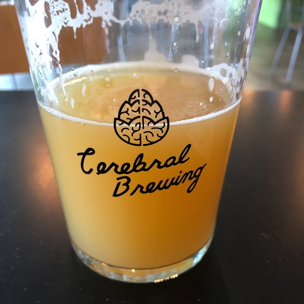 Photo taken at Cerebral Brewing by K E G. on 8/8/2021