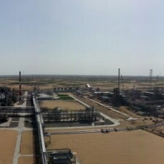 Photos at Turkmenistan Gas Desulfurization Plant