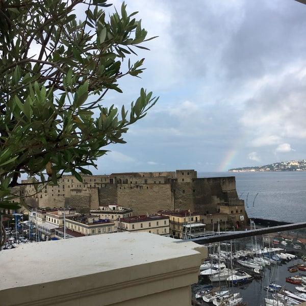 Ristorante La Terrazza Napoli Campania