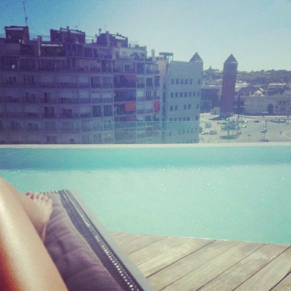 9/5/2013에 Shimmy님이 Piscina B-Hotel에서 찍은 사진