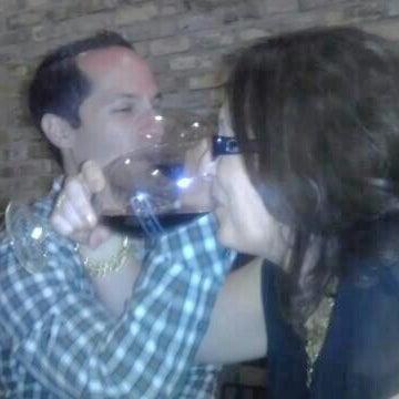 9/15/2012 tarihinde Mike P.ziyaretçi tarafından City Winery'de çekilen fotoğraf