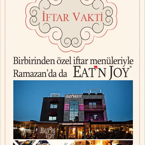6/28/2014 tarihinde Eat'n Joy Mangalziyaretçi tarafından Eat'n Joy Mangal'de çekilen fotoğraf