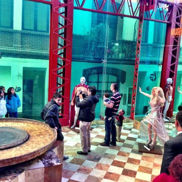 Foto scattata a Museo de Cera da Adam G. il 1/2/2013