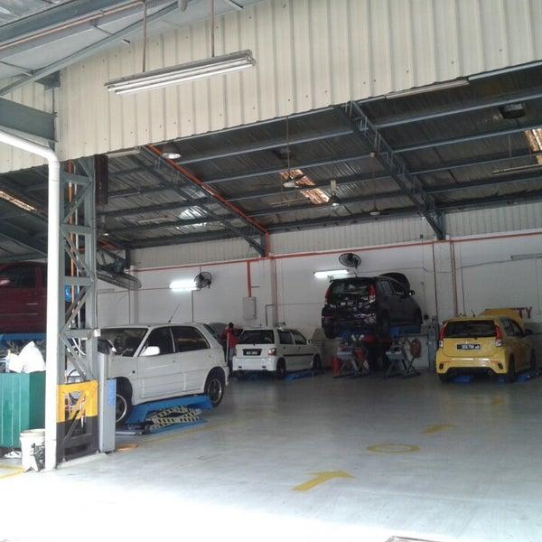 Photos at Perodua and Daihatsu Service Centre - Automotive