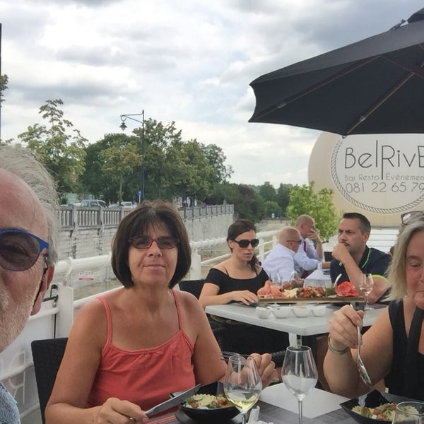 Photo prise au La Cuisine du BelRive par Jacques G. le6/15/2017