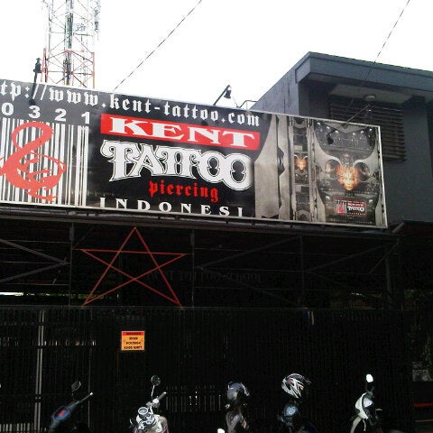 Kent Tattoo Studio Bandung Jawa Barat