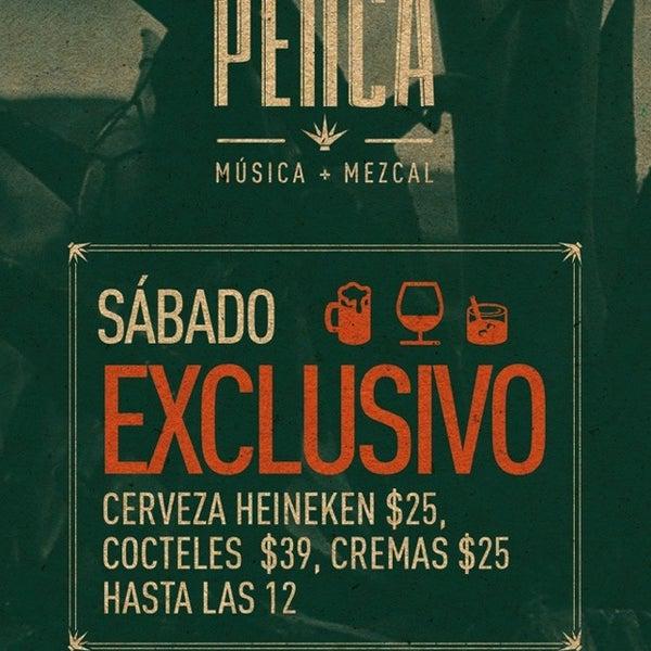 Das Foto wurde bei La Penca: Música + Mezcal von La penca M. am 2/23/2013 aufgenommen